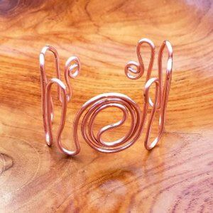 Goddess Vibes Copper Bracelet